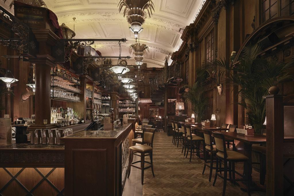 The Trading House London Restaurant