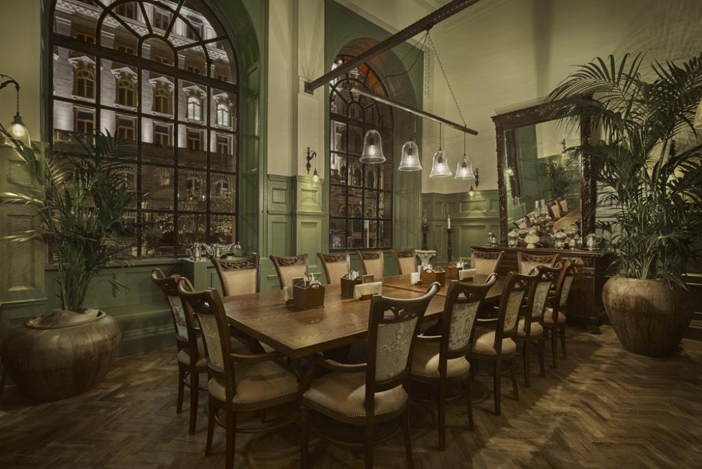 The Trading House Glasgow Restaurant