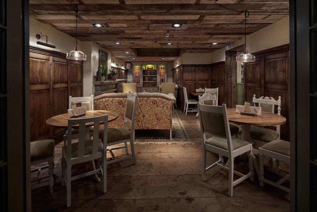 The Botanist Birmingham Restaurant