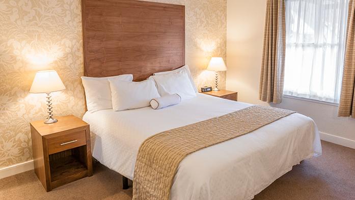 Diamond Resorts International Bedroom